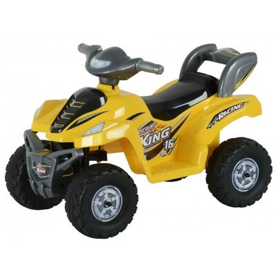 best ride on cars lil kids 6v battery powered atv reviews wayfair