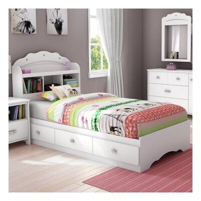 South Shore Tiara Twin Platform Customizable Bedroom Set Reviews Wayfair