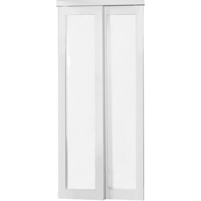 erias home designs baldarassario mdf 2 panel painted sliding interior door reviews wayfair - Erias Home Designs