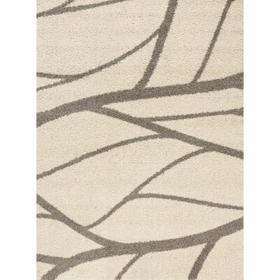 Latitude Run Rundey Tree Branch Taupe Area Rug U0026 Reviews | Wayfair