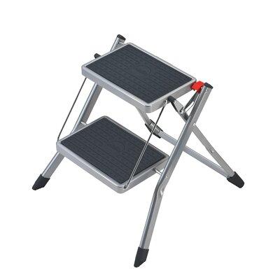 Hailo USA Inc. 2-Step Steel Mini Step Stool with 330 Ib. Load Capacity u0026 Reviews | Wayfair  sc 1 st  Wayfair & Hailo USA Inc. 2-Step Steel Mini Step Stool with 330 Ib. Load ... islam-shia.org