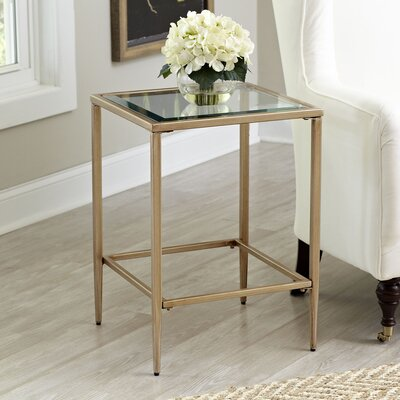 Birch Lane™ Nash Square Side Table U0026 Reviews | Wayfair