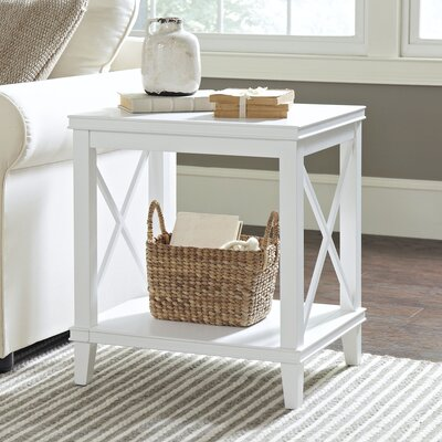 Birch Lane™ Larksmill Side Table U0026 Reviews | Wayfair