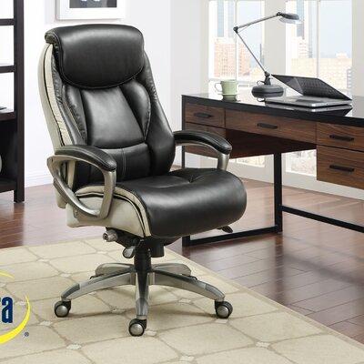 serta at home tranquility executive chair & reviews   wayfair