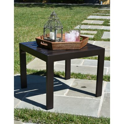 serta at home catalina outdoor end table | wayfair