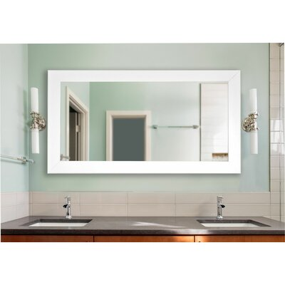 Rayne Mirrors Double Wide Vanity Mirror Reviews