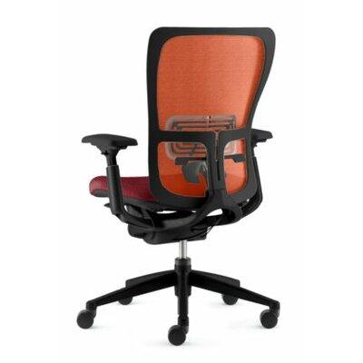 haworth zody high back mesh desk chair reviews