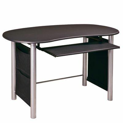osp designs writing desk in hi tech reviews wayfair - Designer Writing Desk