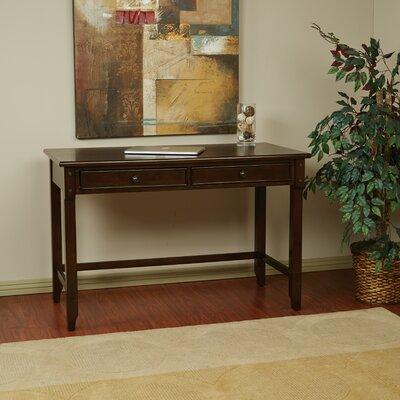 osp designs devonshire writing desk with 2 drawers reviews wayfair - Designer Writing Desk