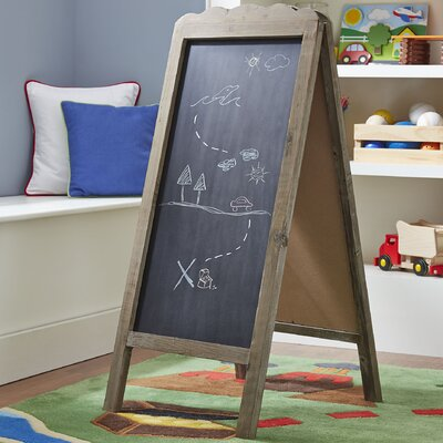 Children's Chalk Board by Birtch Lane