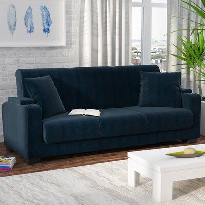 trent austin design ciera sleeper sofa u0026 reviews wayfair