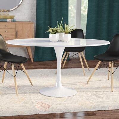 Langley Street Julien Oval Dining Table U0026 Reviews   Wayfair