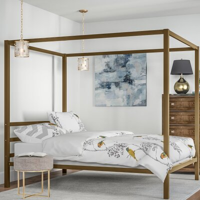 Stanley Canopy Bed Reviews