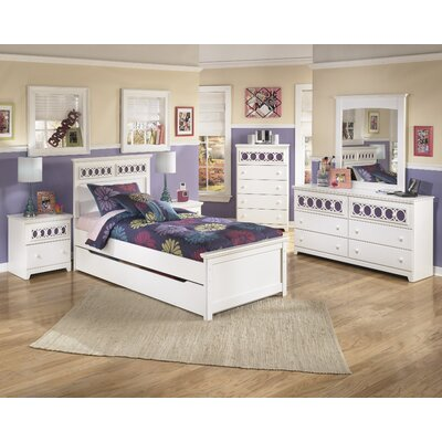 Signature Design by Ashley Zayley Panel Customizable Bedroom Set ...