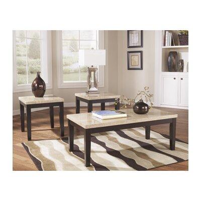 signature designashley vanhausen 3 piece coffee table set