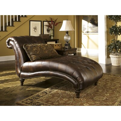 Signature Design by Ashley Alexandria Chaise Lounge & Reviews ...