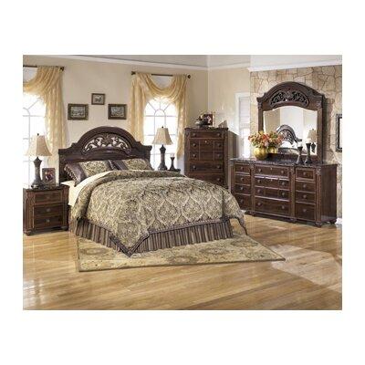 Signature Design By Ashley Gabriela Panel Configurable Bedroom Set U0026  Reviews | Wayfair