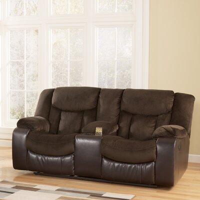 Signature Design by Ashley Bay Double Reclining Sofa Reviews