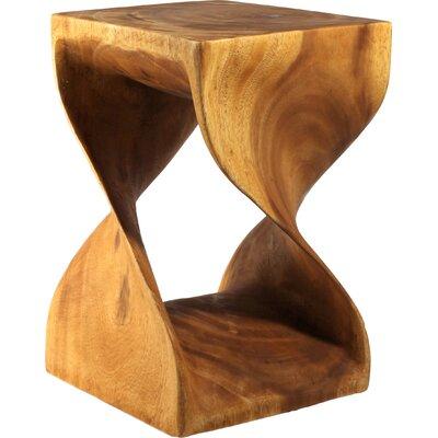 Strata Furniture Twist End Table U0026 Reviews | Wayfair