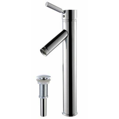 kraus sheven single hole single handle bathroom faucet with drain assembly u0026 reviews wayfair - Kraus Faucets