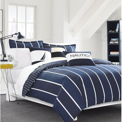 Nautica Knots Bay Reversible Comforter Set U0026 Reviews | Wayfair