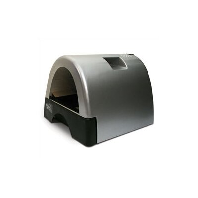 kittyagogo designer cat litter box with metallic cover u0026 reviews wayfair