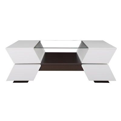 hokku designs piazza coffee table & reviews | wayfair