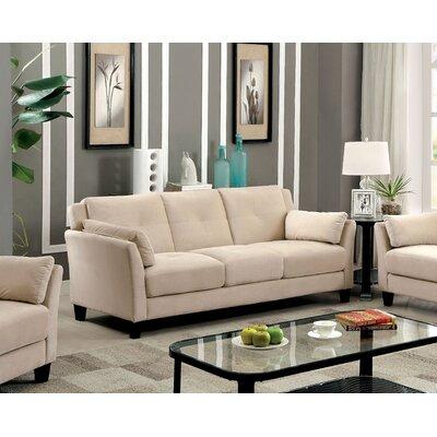 Superb Red Barrel Studio Chandeleur Contemporary Tufted Sofa U0026 Reviews | Wayfair