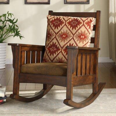 Hokku Designs Maxie Rocking Chair & Reviews | Wayfair