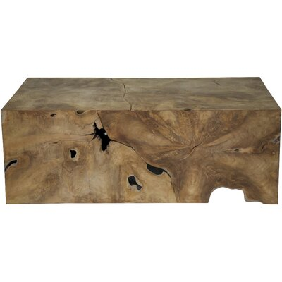 muse root coffee table & reviews | wayfair