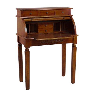 small secretary writing desk
