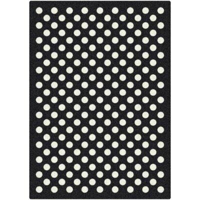 Milliken Eclipse Nightfall Black/White Area Rug U0026 Reviews | Wayfair