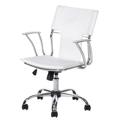 zipcode design amanda ergonomic desk chair reviews wayfair - Ergonomic Desk Design
