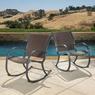 . Home Loft Concepts Gracies Rocking Chair   Reviews   Wayfair
