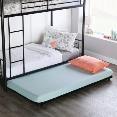Home Loft Concepts Twin Roll Out Trundle Bed Frame