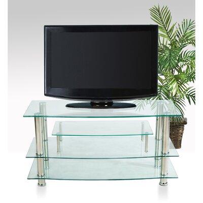 . Hazelwood Home 41  TV Stand   Reviews   Wayfair