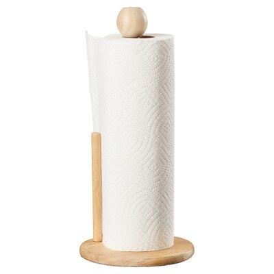 andover mills countertop vertical paper towel holder reviews. Black Bedroom Furniture Sets. Home Design Ideas