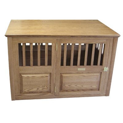 dog crates furniture style. interesting furniture classic pet beds handmade furniturestyle crate u0026 reviews  wayfair with dog crates furniture style e