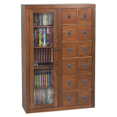 Three Posts Shillington 12 Drawer Multimedia Cabinet U0026 Reviews | Wayfair