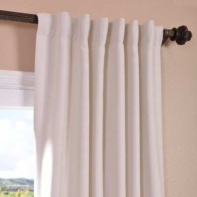 Curtains Ideas blackout curtain reviews : Three Posts Freemansburg Thermal Blackout Single Curtain Panel ...