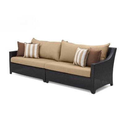 Three Posts Northridge Patio 2 Piece Loveseat U0026 Reviews | Wayfair