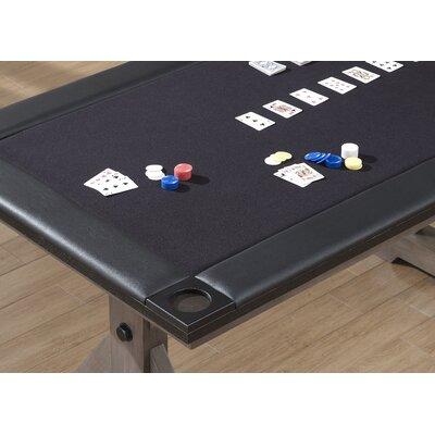 American Heritage Bandit Poker Table Amp Reviews Wayfair