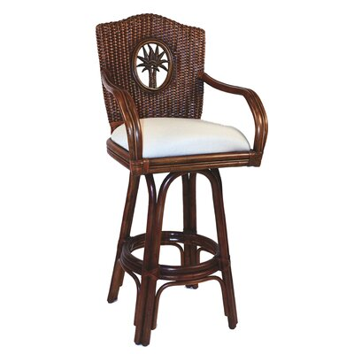 hospitality rattan swivel counter stool leather stools with arms wooden height