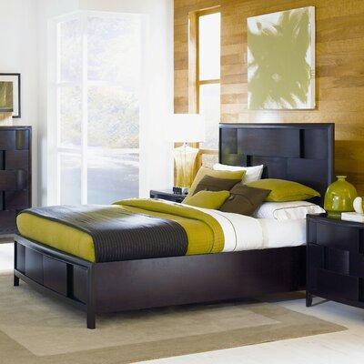 Magnussen Nova California King Upholstered Panel Bed & Reviews ...