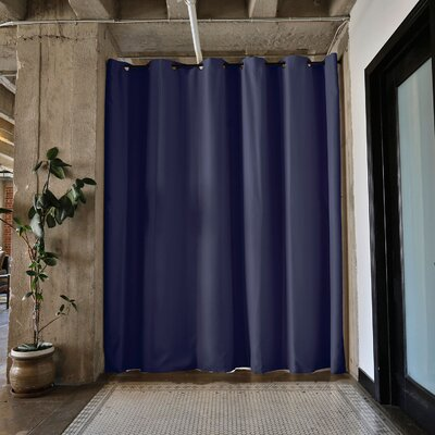 RoomDividersNow Tension Single Curtain Rod & Reviews | Wayfair