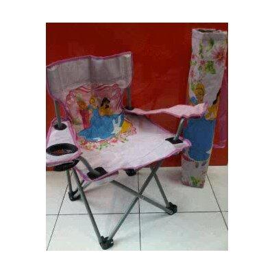 Linen Depot Direct Disney Princess Folding Camping Chair U0026 Reviews   Wayfair