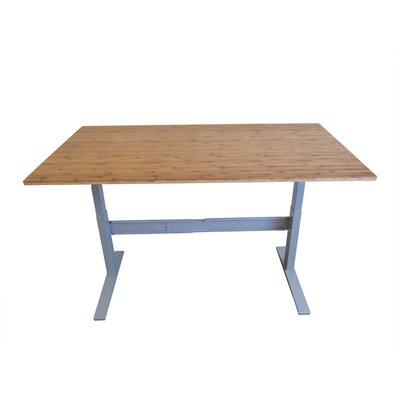Standing Desk Ergonomics uncaged ergonomics rise up standing desk & reviews | wayfair