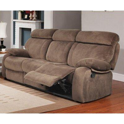 Beverly Fine Furniture Walden Reclining Sofa U0026 Reviews | Wayfair
