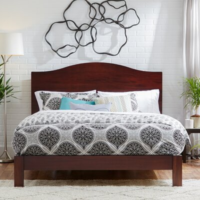 mercury row apollo platform bed & reviews | wayfair