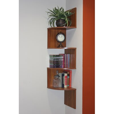 Corner Shel Mercury Row Corner Shelves & Reviews  Wayfair